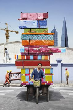 Overloaded, China   ✯ In China? Try www.importedFun.com for award winning kid's science ✯