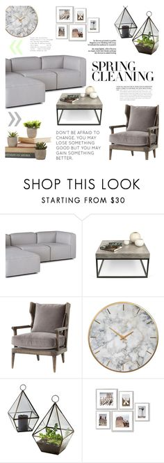 """We Clean Up Good: Spring Cleaning"" by katyusha-kis ❤ liked on Polyvore featuring interior, interiors, interior design, home, home decor, interior decorating, TemaHome, Crystal Art and springcleaning"