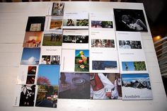 Astrid's tips on making a Blurb book of photos.