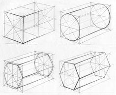 поэтапное построение шестигранной призмы: 4 тыс изображений найдено в Яндекс.Картинках