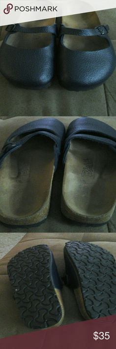Birki's shoes Have been worn but are in good condition Birkenstock Shoes Mules & Clogs