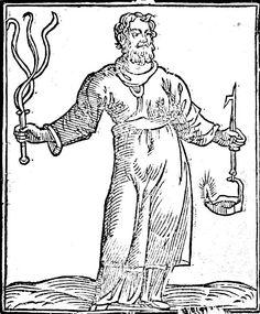 Celo, Iconología Cesare Ripa