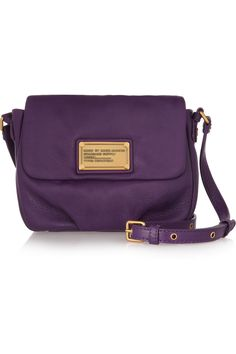 Marc by Marc Jacobs|Classic Q Isabelle leather shoulder bag |I bought this gorgeous bag in the sales...