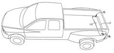 Patent US20060175820 - Truck bounce reducer - Google Patents