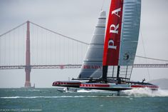 america's cup | America's Cup Challenger Series Finals: Italy v. New Zealand | Pier 27 ...