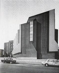 Hotel Rīdzene, Riga, Zane Kalinka/Valērijs Kadirkovs, 1977-84