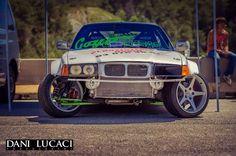BMW E36 Drift Lock