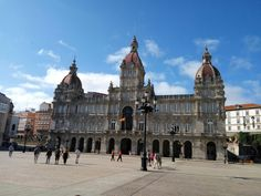 #GaliciaMola #Coruña