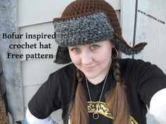 Smree: Bofur Inspired Hat Pattern