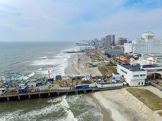 Steel Pier Atlantic City Aerial Photography (26741368876) - Atlantic City, New Jersey - Wikipedia, the free encyclopedia