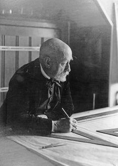 The best Dutch architect: Hendrik Petrus Berlage.
