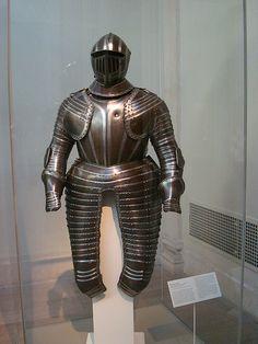 Medieval Armor by IslesPunkFan, via Flickr