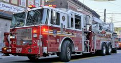 FDNY tower ladder 87