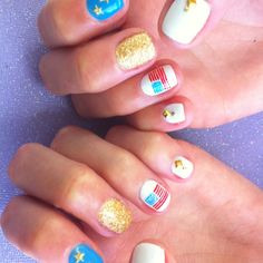 Olympic Nail. Kawaii Nails in Tustin CA