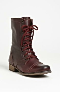 Shoe Lust - Steve Madden Troopa Boots
