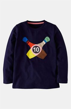 Mini Boden 'Games' T-Shirt (Toddler, Little Boys & Big Boys) available at Nordstrom