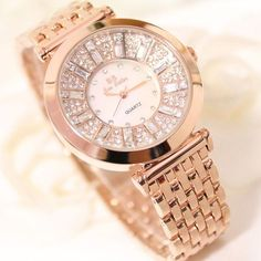 2018 New Brand Women Watch Luxury Gold Bracelet Watch Top Quality Quartz Watch Ladies Business Wrist Watch Relogio Dropshiping 2 Exquisite Traditional Embroidery Art Women's Watches
