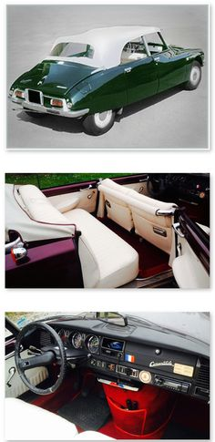 DS CONVERTIBLE 4 DOORS-Customized and Restoration-Building and selling