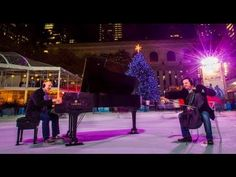 A rather excellent arrangement of We Three Kings for piano and cello by The Piano Guys. Incorporates a number of musical styles (jazz, classical, latin, middle-Eastern flavours) and a chorus in 5/4.