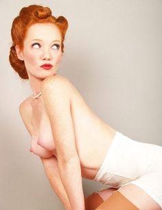 Redhead pussy Heather