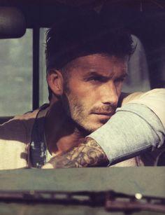 """""""He's handsome...he believes in beauty...he's Venus as a Boy""""...David Beckham; UK export!"""
