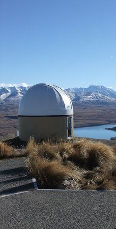 Mt John Observatory, Tekapo, New Zealand