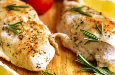 Rosemary and Olive Oil Slow Cooker Chicken via @SparkPeople
