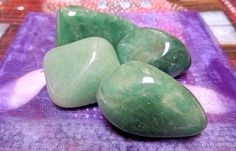 Green Aventurine Healing Stones Success In Business by OneWithGems