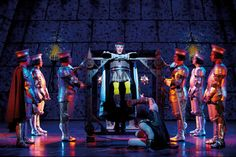 Show Me The Manning: Shrek The Musical