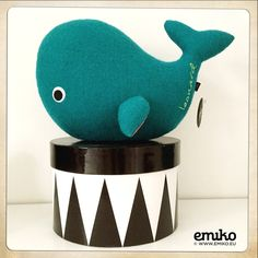 Personalized Whale for Leonard Whale, Dinosaur Stuffed Animal, Toys, Animals, Stuffed Toys, Animales, Whales, Animaux, Toy
