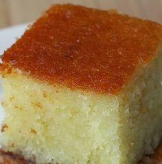 Greek Sweets, Greek Desserts, Greek Recipes, Greek Cake, Cake Recipes, Dessert Recipes, Homemade Sweets, Greek Cooking, Yogurt Cake