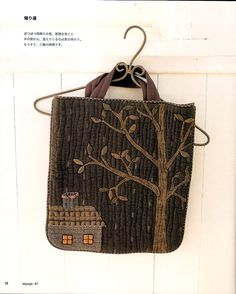 One World Fabrics: Shop | Category: Japanese Craft/Quilting Books | Product: Houses, Houses, Houses! by Yoko Saito