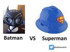 A propósito de Batman Vs Superman y la SST/PRL.