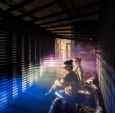 Light Touch | Ruairi Glynn Vernacular Architecture, Light Touch, Light Installation, Natural Light, Landscape, Concert, Architects, Scenery, Concerts