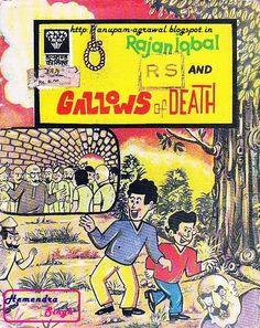C Indian Comics, Gallows, Comic Books, Cover, Art, Art Background, Kunst, Cartoons, Performing Arts