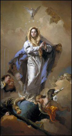 Inmaculada Concepción [Giambattista Tiepolo]