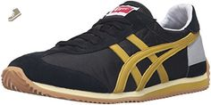 Onitsuka Tiger California 78 Vin Fashion Sneaker, Black/Champagne, 4.5 M US - Onitsuka tiger for women (*Amazon Partner-Link)