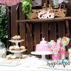 #Ballerina #Party #Sweet #table - Dekoshop www.helavik.de