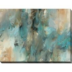 """Artist: Mark Lawrence Size: 30"""" x 40"""" x 1.5"""", 24"""" x 36"""" x 1.5"""", 36"""" x 48"""" x 2"""" Product Type: Oversized Gallery Wrapped Canvas"""