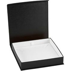 Black Necklace Box...(61-1026:100000:T).! Price: $19.99 #necklacebox #jewelrybox