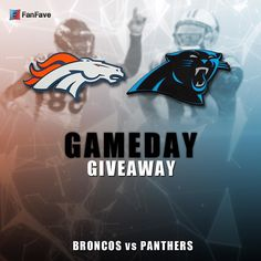 Tonight the Broncos take on the Panthers for the first game of the season! To celebrate we're hosting a Gameday Giveaway! To enter in just comment who you think will win the game! Good luck!  #broncos #panthers #firstgame #fanfave #football #nfl #tnf #footballishere #vonmiller #camnewton #firstgame