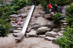 NYC Guide: A Hidden Playground in Manhattan | A Cup of Jo