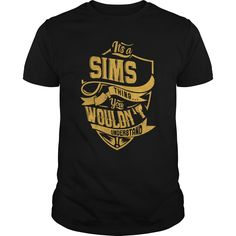 IT'S A SIMS THING. YOU WOULDN'T UNDERSTAND