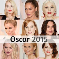 Maquiagens do Oscar 2015    por Marina Smith | 2Beauty       - http://modatrade.com.br/maquiagens-do-oscar-2015