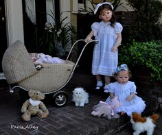 Angelica & Arianna Schick for custom orders email paris_alley@hotmail