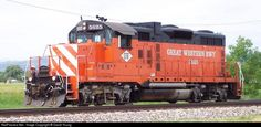 RailPictures.Net Photo: GWR 5625 Great Western Railway EMD GP20 at Fort Collins, Colorado by David Young