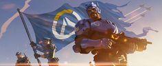 Blizzard Announces Brand New Multiplayer Shooter, Overwatch - GameSpot