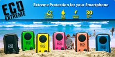 I got the Blue one..this water-proof case is perfect for when we  go to the #beach with my #iPhone during Summer. I am testing it now in the sink. Works really well. Thanks Grace Digital Audio! http://www.gracedigitalaudio.com/eco-extreme-p-113.html
