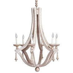 Naturally elegant, the Cabochon chandelier brightens the living room, kitchen or…