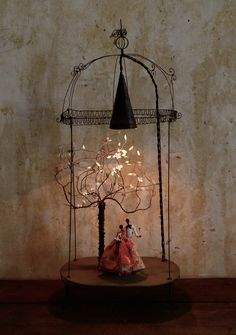 Lamp by Pascal Palun, Vox Populi